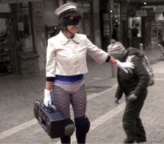 blind sailor